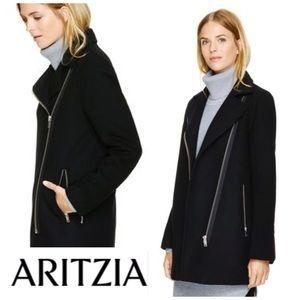 WILFRED | Aritzia Fei Coat Wool Cashmere Sz Large